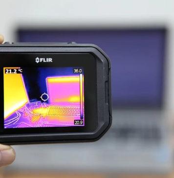 camera thermique flir