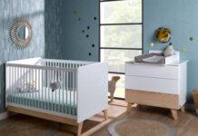 photo d'une chambre de bébé