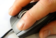 photo d'une souris d'ordinateur